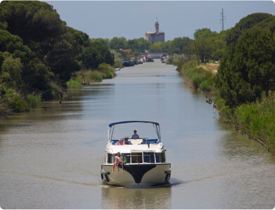 Barche a noleggio