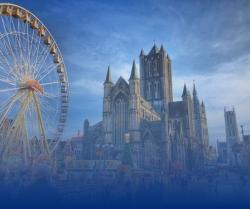 Danfluvial destination belgium