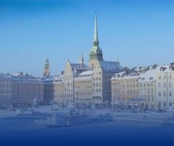 Danfluvial destination Sweden